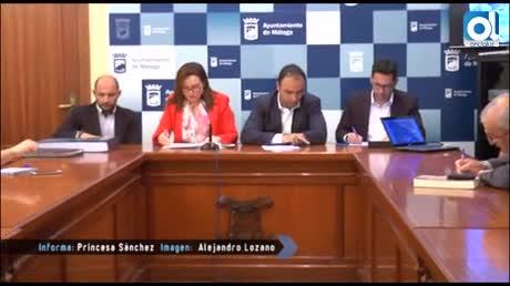 La cesión de suelo para la academia del Málaga se ratifica en Junta de Gobierno