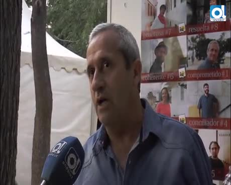 """Antonio Franco anima a los votantes """"a decidir que la derecha deje de gobernar en Rota"""""""