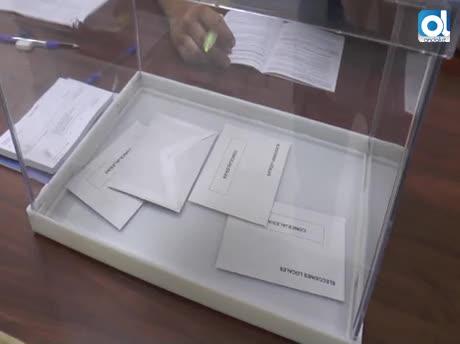La jornada electoral comienza sin incidencias en las 35 mesas abiertas para el voto de los roteños