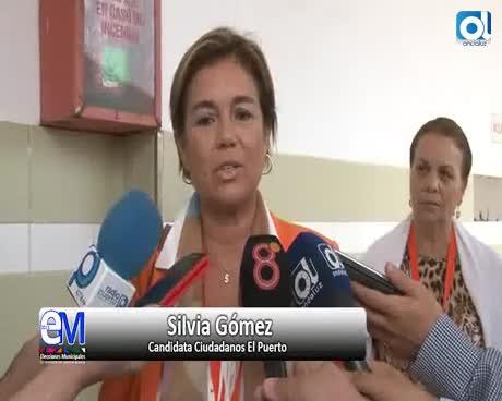 Voto de Silvia Gómez de Ciudadanos