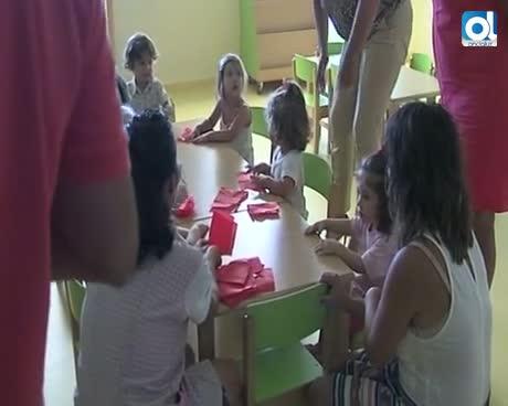 'El Recreo' abre de nuevo sus puertas en verano para apoyar la conciliación familiar y laboral