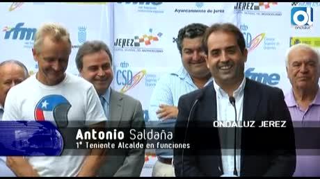 Jerez recibe a Kevin Schwantz en el Paseo de la Fama del motociclismo