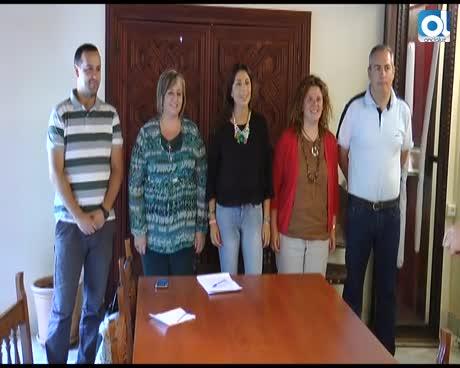 Los candidatos, salvo Marín, se ven las caras después del 24M