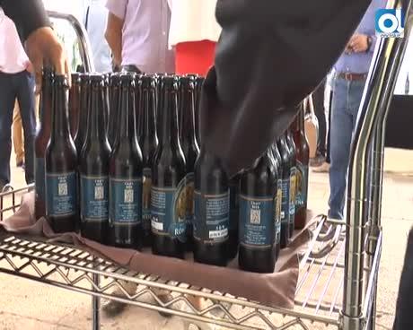 La cerveza 'Rondeña' sale a la venta para encantar a los más exigentes