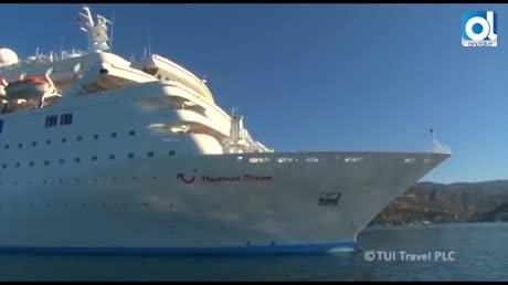 La naviera británica Thomson Cruises elige Málaga de puerto base en 2016