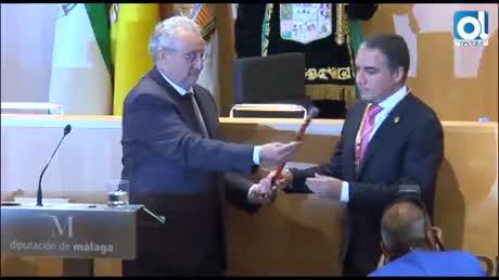 Francisco Salado y Ana Mata, nuevos vicepresidentes en la Diputación