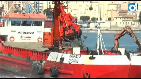 La bocana del Puerto podrá acoger megabuques