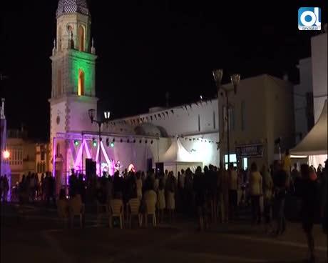 El VI Festival Mestizo se consolida en su segunda edición en la plaza de la Merced