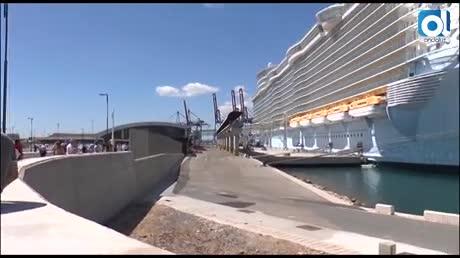 Málaga se promociona como puerto base de cruceros en la feria alemana Seatrade Europe