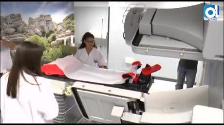 El Hospital Clínico de Málaga trata casos precoces de cáncer de pulmón con una técnica que sustituye a la cirugía