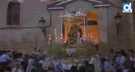 Procesión Santa María del Alcor de El Viso del Alcor