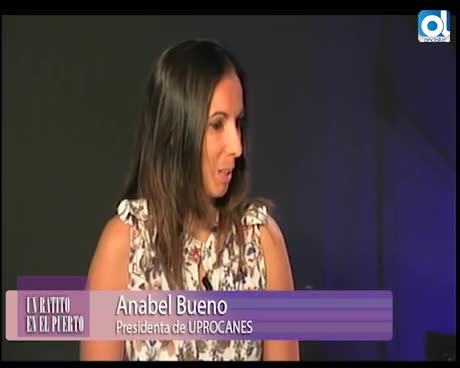 Anabel Bueno nos presenta Uprocanes