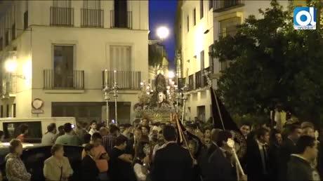 Procesión Virgen del Pilar de San Pedro