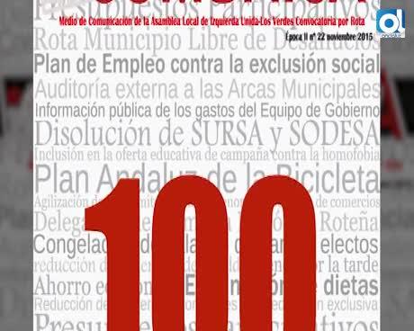 Izquierda Unida valora los primeros cien días de Gobierno en la nueva edición del boletín Comunica