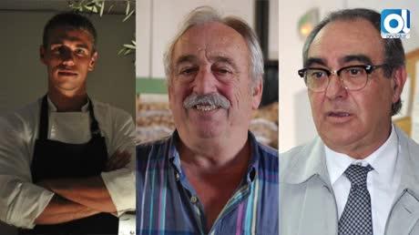 Javier González, Francisco Vila y José Manuel Porras, Reyes Magos