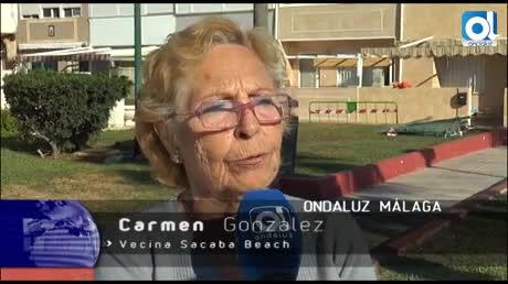 Los vecinos de Sacaba Beach piden una solución definitiva