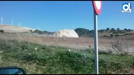 Solucionada la avería de la tubería general que dejaba sin agua a vecinos de Paterna de Rivera
