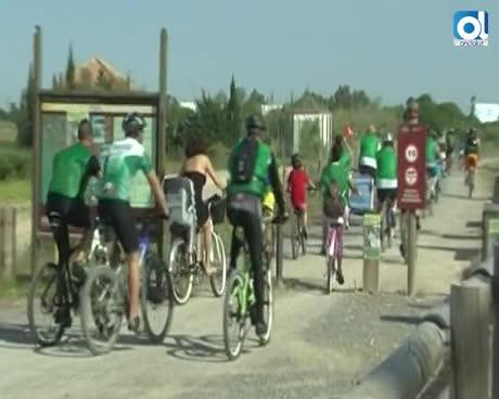 EQUO Rota organiza un paseo en bici para conocer el entorno natural de Costa Ballena