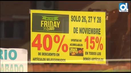 La fiebre del Black Friday también sube en Málaga