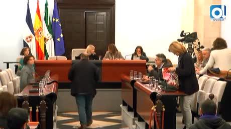 PSOE y Ganemos aprueban 'in extremis' el presupuesto de 2015