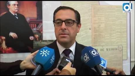 Málaga conmemora el 37 aniversario de la Constitución