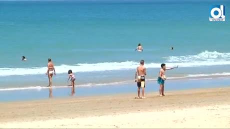 La Playa de Camposoto renueva la Bandera Ecoplayas para el año 2016