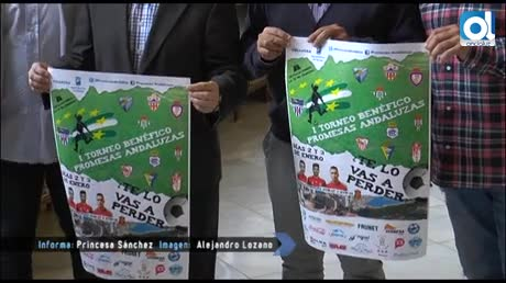Doce equipos de fútbol de alevines andaluces se darán cita en un torneo en Palma-Palmilla