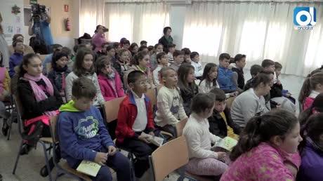 7.000 dípticos llenan los colegios para rememorar el 250 aniversario