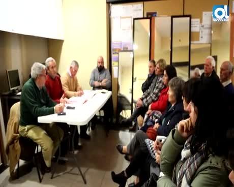 Los vecinos de El Molino apuestan por incluir mejoras en la plaza del Chorrillo en los Presupuestos Participativos