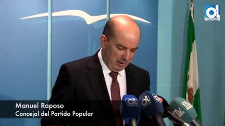 Raposo insinúa un endeudamiento municipal que rondaría el 133%