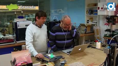 Una mano para Iki: impresión 3D de prótesis a bajo coste con un proyecto solidario mundial