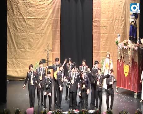 Las chirigotas roteñas, triunfadoras en el concurso de agrupaciones del Carnaval de Rota