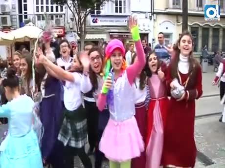 Los romanceros dieron paso al día de los niños garantizando el Carnaval