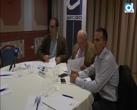 AECIRO formaliza un convenio de colaboración con la Federación de Empresarios de la Construcción de Cádiz