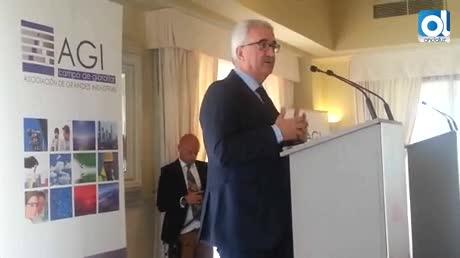Jiménez Barrios defiende en el Campo de Gibraltar las ITI como medio para innovar sobre el tejido productivo