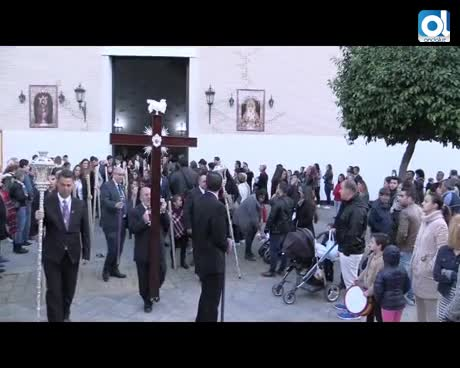 En vídeo: El Cautivo de San Pablo hizo su Vía Crucis por el Año de la Misericordia