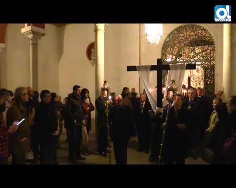 En vídeo: El Vía Crucis de la Pía Unión llegó a San Esteban
