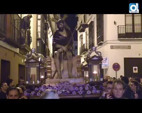 En vídeo: El Señor de la Salud y Buen Viaje presidió el Vía Crucis de San Esteban