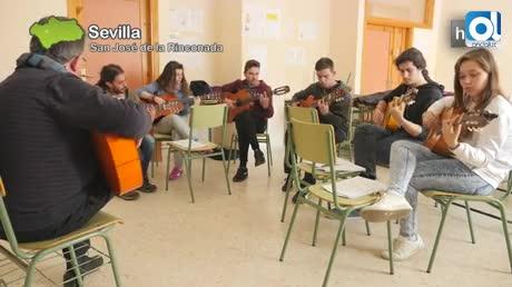 Fandangos y verdiales en el aula en el primer instituto con el flamenco como asignatura