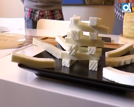 Los quesos de Villaluenga y el vino de Jerez, la pareja perfecta