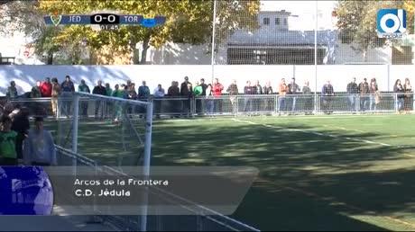 Un Jédula sin mordiente ni intensidad sale goleado de El Torno (4-1)