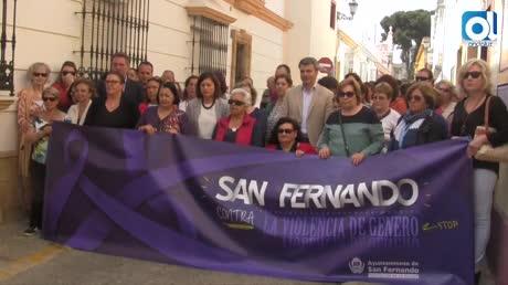 Nuevo minuto de silencio contra el maltraro en la sede 'Antonio de Haro'