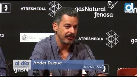 Ander Duque retrata la crisis económica a través de la mirada de la niña Zoe