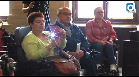 Las sillas de ruedas podrán usar el carril bici en Málaga en un plazo de tres meses