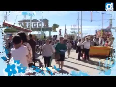Jornada brillante para celebrar el Día del Niño en la Feria