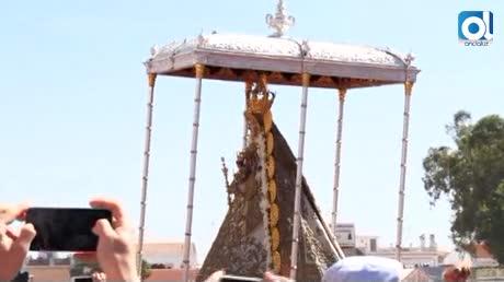 Jerez aclama a la Reina de las Marismas un año más