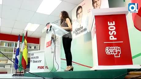 """Alconchel pregunta """"qué ha traído de bueno el PP a la provincia"""