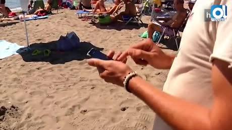 Una startup crea un buscador para encontrar la playa ideal