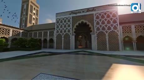 Aprocom se opone al centro comercial aparejado a la mezquita
