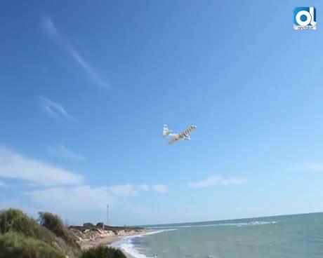 El club de aeromodelismo 'La Gaviota' celebra su encuentro anual